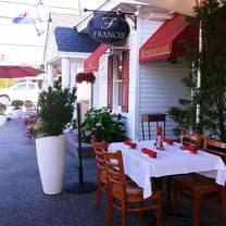 photo of francis' restaurant