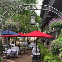 photo of la pergola restaurant