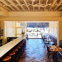 photo of cafe colline restaurant