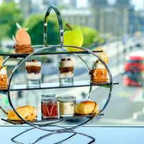 photo of domenico and alessandra's afternoon tea at park plaza westminster bridge london restaurant