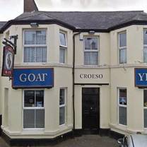 photo of the goat - penygroes restaurant