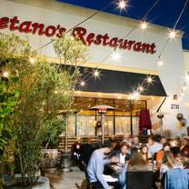 photo of gaetano's restaurant restaurant