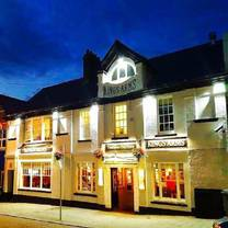 photo of kings arms caerphilly restaurant