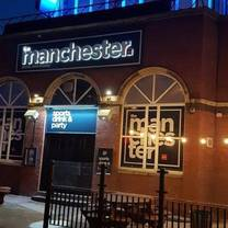 photo of manchester blackpool restaurant