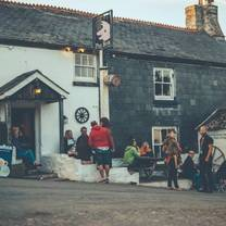 photo of the pigs nose inn, east prawle restaurant