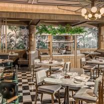 photo of brasserie palmier at the four seasons hotel bangkok at chao phraya river restaurant