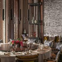 photo of yu ting yuan at the four seasons hotel bangkok at chao phraya river restaurant