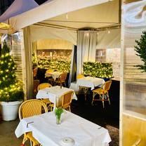 photo of island restaurant
