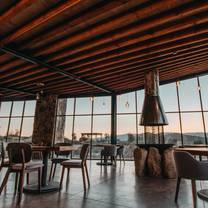 foto de restaurante salvia blanca