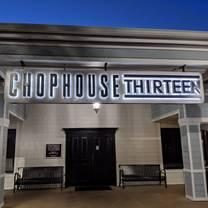 photo of chophouse thirteen restaurant