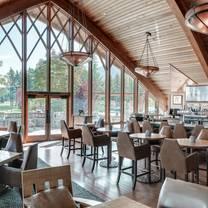 photo of brooks' bar & deck at edgewood tahoe restaurant
