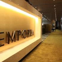 photo of the emporia restaurant - emporium suites by chatrium restaurant