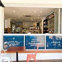 photo of ariel's north beach restaurant