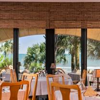 photo of cypress room - island vista resort restaurant