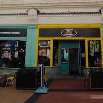 photo of fat burgers new street restaurant