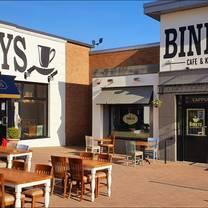 photo of binkys restaurant