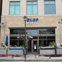 photo of blue sushi sake grill restaurant