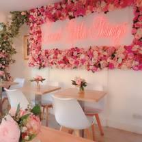 photo of sweet little things restaurant