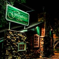 photo of greenbriar inn, the restaurant