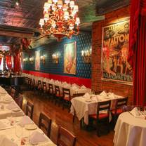 photo of chez josephine restaurant