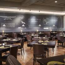 photo of the ashburn - loews chicago o'hare restaurant