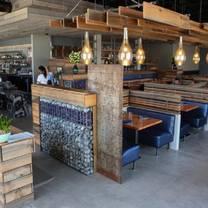 photo of blu mist restaurant and bar restaurant