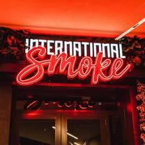 international smoke del marのプロフィール画像