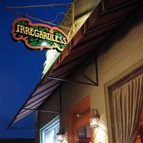 photo of irregardless cafe restaurant