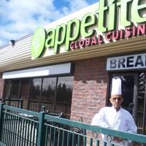 photo of appetite global cuisine restaurant
