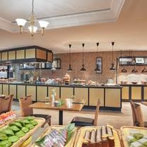 photo of asian market café - fairmont singapore restaurant