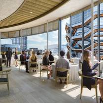 photo of milos hudson yards restaurant