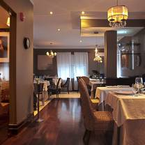 photo of pied a terre restaurant