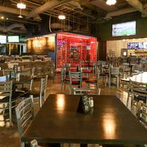 photo of the parlay kitchen + cocktails restaurant