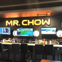 photo of mr. chow asian fusion restaurant