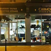 photo of carmona steak & tapas - guildford restaurant
