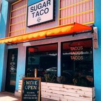 photo of sugar taco restaurant