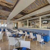 photo of coastal blue restaurant