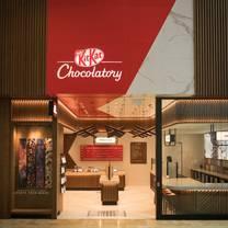 foto von kitkat chocolatory restaurant