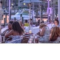 photo of circles waterfront restaraunt restaurant