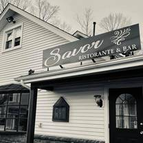photo of savor ristorante & bar restaurant
