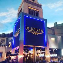 photo of flights restaurant by alex hult - las vegas restaurant