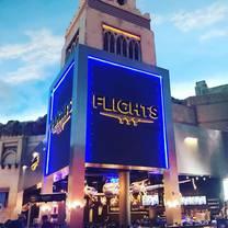 photo of flights restaurant by alex hult - las vegas restaurant
