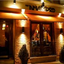 photo of cafe amarcord restaurant