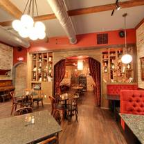 photo of main street bistro & bakery/chez fabien - grapevine restaurant
