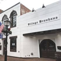 photo of village brauhaus restaurant
