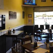 photo of the kracked egg restaurant