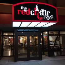photo of the red chair cafe restaurant
