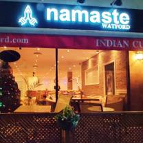 photo of namaste watford restaurant
