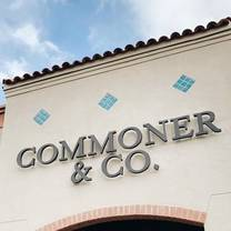 photo of commoner & co. restaurant