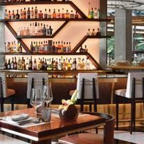 photo of waterside latin inspired cuisine restaurant